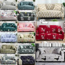1-2-3-4 Seater Sofa Stretch Sofa Cover Artistic Couch Lounge