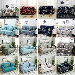 1-4 Seat Stretch Chair Sofa Covers Couch Cover Elastic Slipc