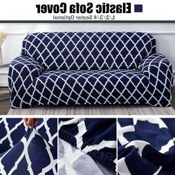 1/2/3/4 Seater Stretch Sofa Couch Cover Protector Slipcover