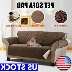 2 Seat Sofa Cover Couch Loveseat Slipcover Pet Dog Mat Furni