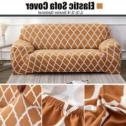 2 Seater Elastic Sofa Couch Cover Pet Dog Pad Slipcover Furn