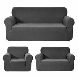 2020 Seater Sofa Settee Covers Couch Slipcovers Stretch Elas
