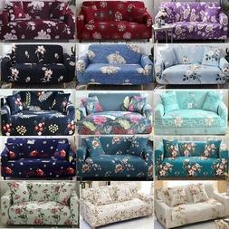 23 Styles Floral Stretch Sofa Cover Elastic Slipcover Couch