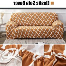 3 Seat Elastic Stretch Sofa Couch Cover Pet Protector Slipco
