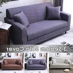 3-Seater Sofa Covers Stretch Sofa Slipcover Couch Cover Livi