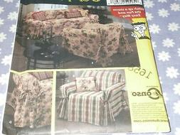 SIMPLICITY 5699 CRAFTS HOME DECOR SOFA & CHAIR COVERS & PILL
