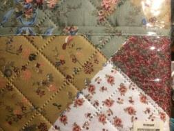 Floral Patchwork sofa/loveseat covers for Pets or use quilte