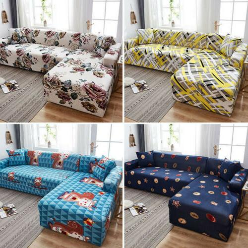 1 Cover Slipcover Couch Covers Elastic