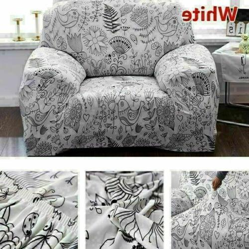 Stretch Sofa Slipcovers Cover Living Room Cover Furniture Protector US