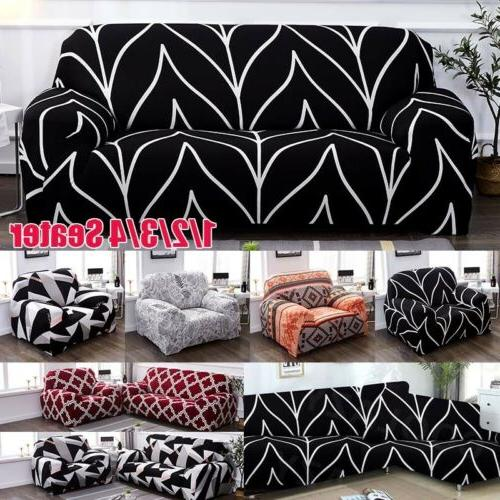 Stretch Slipcovers Living Room Couch Cover Furniture