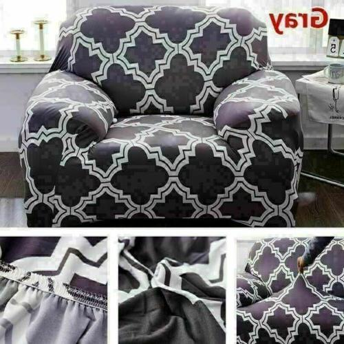Stretch Slipcovers Living Room Couch Furniture Protector