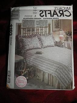 McCall's Crafts UNCUT Pattern #4403 Chair Bed Shade Table So