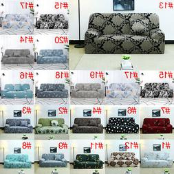 Stretch Chair Sofa Covers 1 2 3 4 Seater Couch Protector Sof