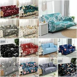 Stretch Chair Sofa Covers 1- 4 Seat Protector Pattern Couch