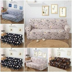 Stretch Sofa Covers Chair Sofa Loveseat 1 2 3 4 Seater Couch