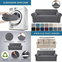 Stretch Sofa Covers Couch Cover Furniture Protector Slipcove