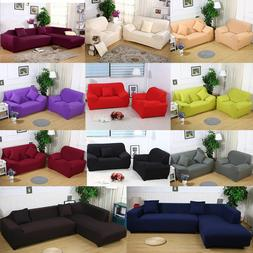 Universal Sofa Cover Slipcover 1 2 3 4 Seater Stretch Couch