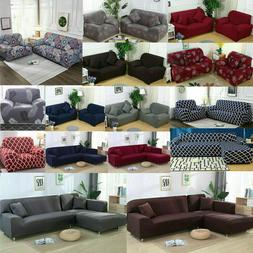 Universal Stretch 1 2 3 4 Seater Sofa Covers Couch Chair Pro