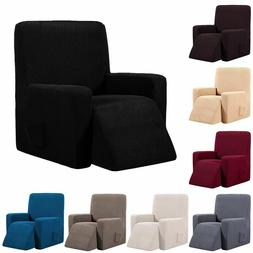 Waterproof Recliner Chair Cover Massage Couch Wingback Sofa