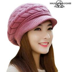 Winter Hat for Women Reduce Cold Women Winter Hat Reduces Co